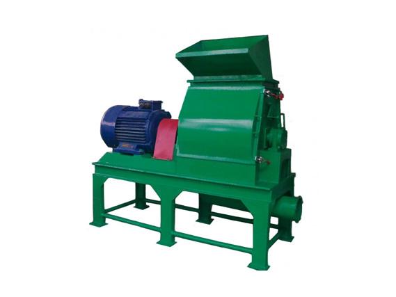 Изготовление дробильной установки для измельчения щепы
